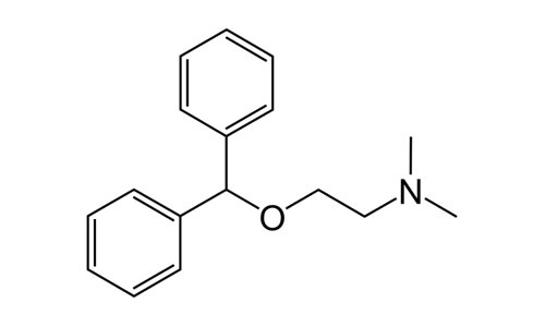 Diphenhydramine Hcl | Quimica Alkano
